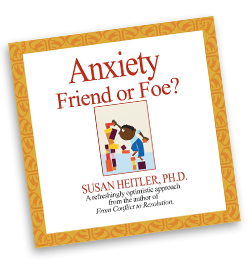 Self Help Books: Anxiety: Friend of Foe?