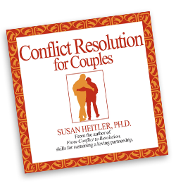Self-Help Books: Conflict Resolution for Couples