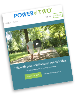 Power of Two interactive website