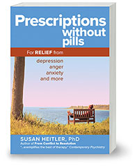 self-help therapy for depression, anger, anxiety, addictions, well being & relationships