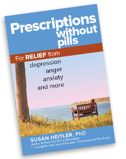 Prescriptions Without Pills: for relief from depression, anger, anxiety and more