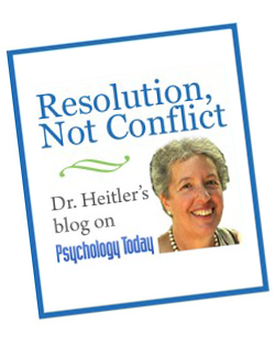 Dr. Heitler's Psychology Today blog